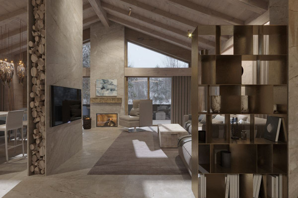 Chalet Style House Design 011