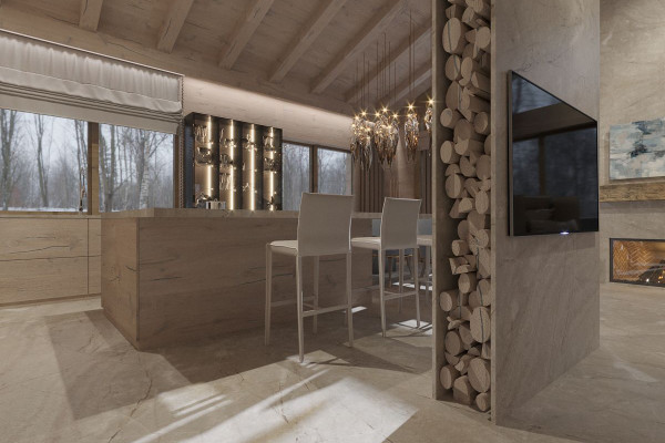 Chalet Style House Design 014