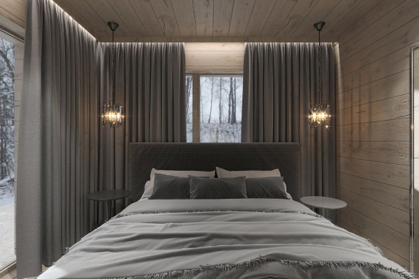 Chalet Style House Design 031