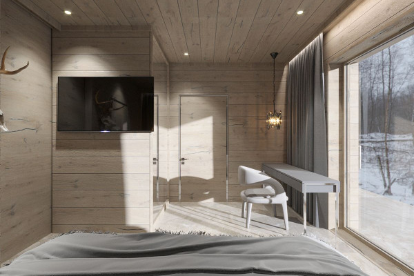 Chalet Style House Design 032