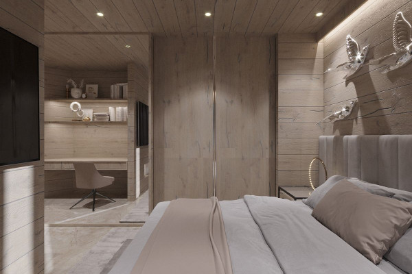 Chalet Style House Design 034