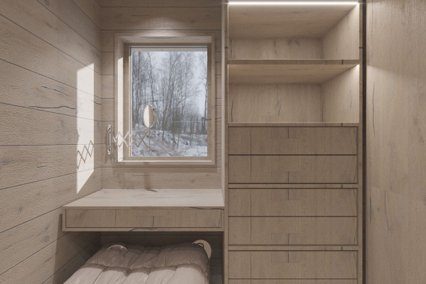 Chalet Style House Design 037