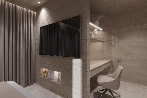 Chalet Style House Design 035