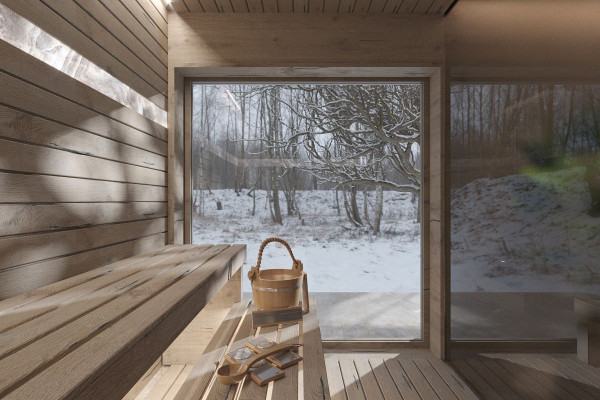 Chalet Style House Design 042