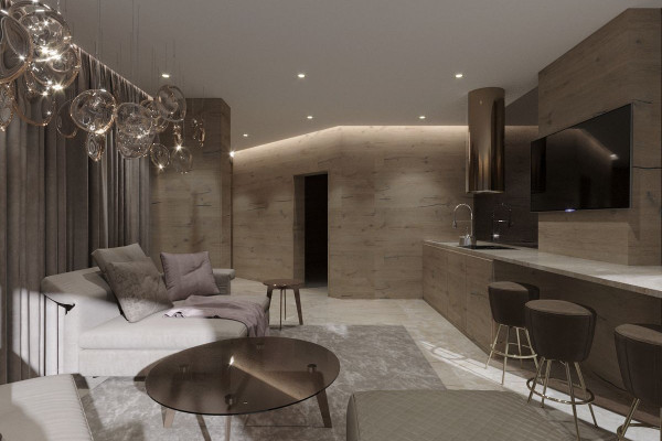 Chalet Style House Design 05