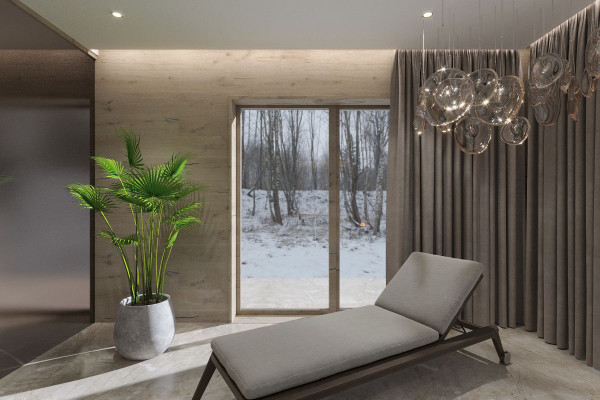 Chalet Style House Design 046