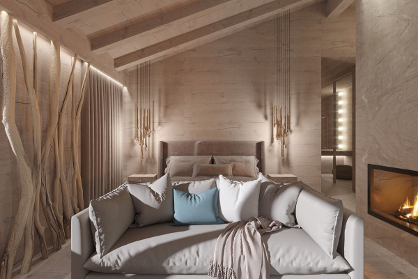 Chalet Style House Design 022