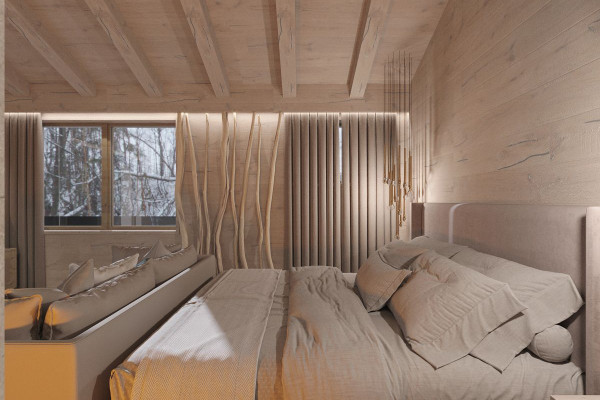 Chalet Style House Design 021