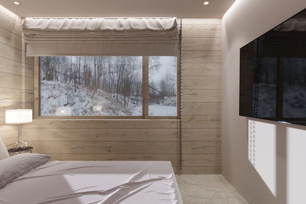 Chalet Style House Design 030