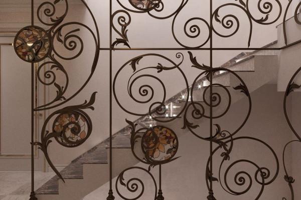 Townhouse Design in Kurkino 019