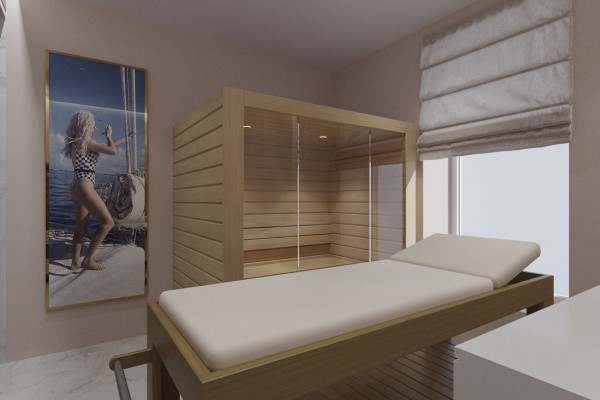 Aesthetic Medicine Clinic Design in Monaco 06