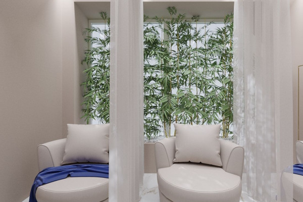 Aesthetic Medicine Clinic Design in Monaco 013