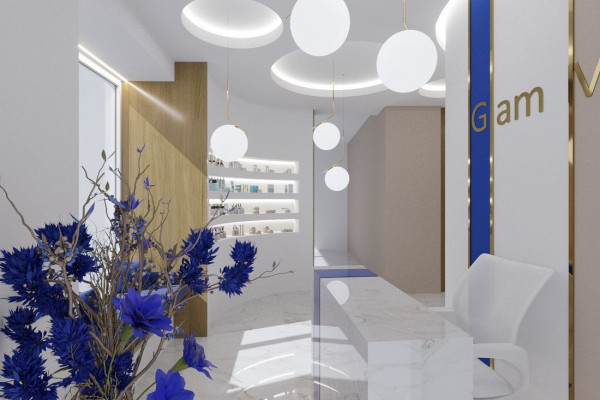 Aesthetic Medicine Clinic Design in Monaco 01