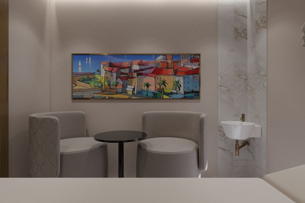 Aesthetic Medicine Clinic Design in Monaco 010