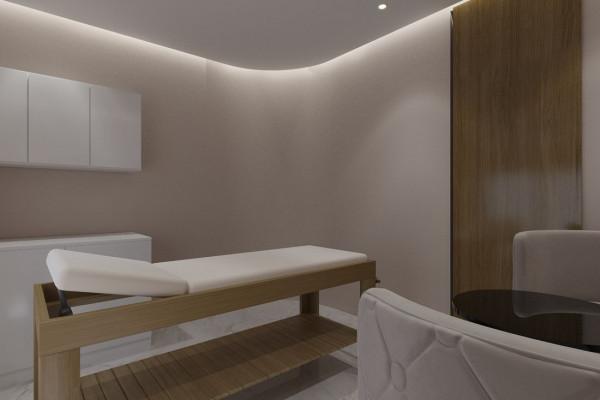 Aesthetic Medicine Clinic Design in Monaco 09