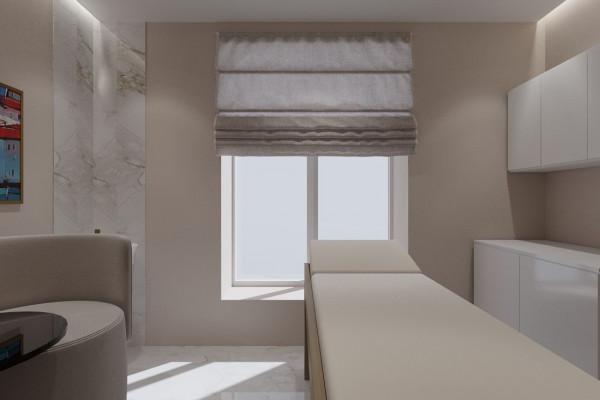 Aesthetic Medicine Clinic Design in Monaco 011